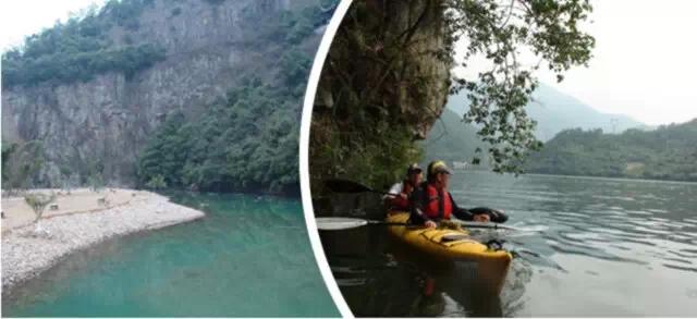 皮划艇千岛湖到杭州